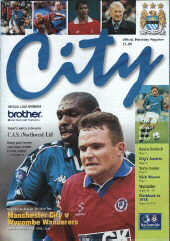 Man City v Wyconbe - 1999